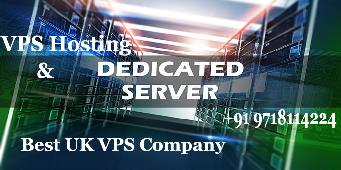 UK Dedicated Server Hosting and VPS Hosting Plans in UK
