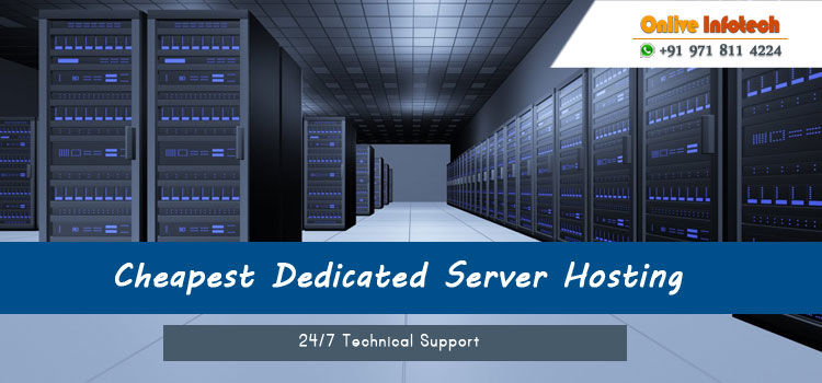 Cheapest Dedicated Server Hosting for Website