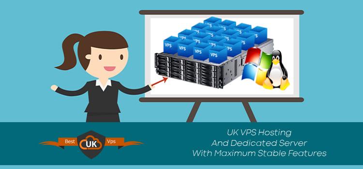 UK VPS & Cheapest Dedicated Server plans