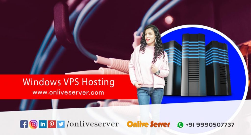 Window vps hosting